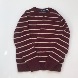 The Children's Place Striped Sweater